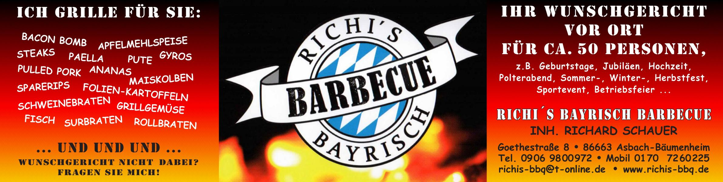 Richi's Bayrisch Barbecue